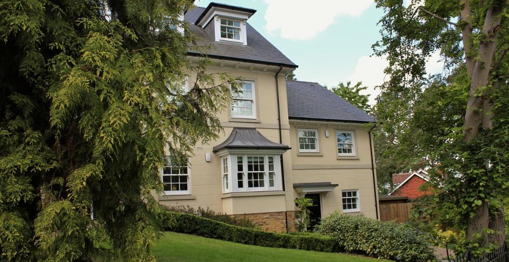Private housing, Tonbridge Wells, Kent
